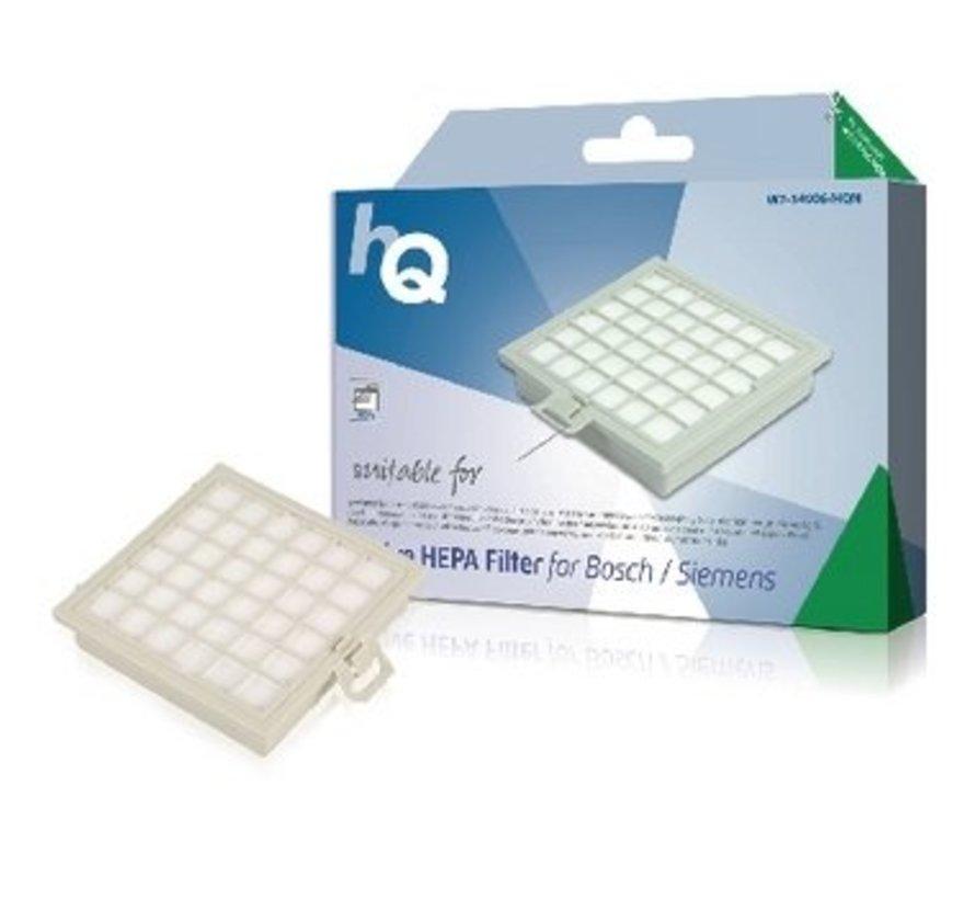 Bosch/Siemens HEPA Filter W7-54906-HQN - 00578732 - 483774