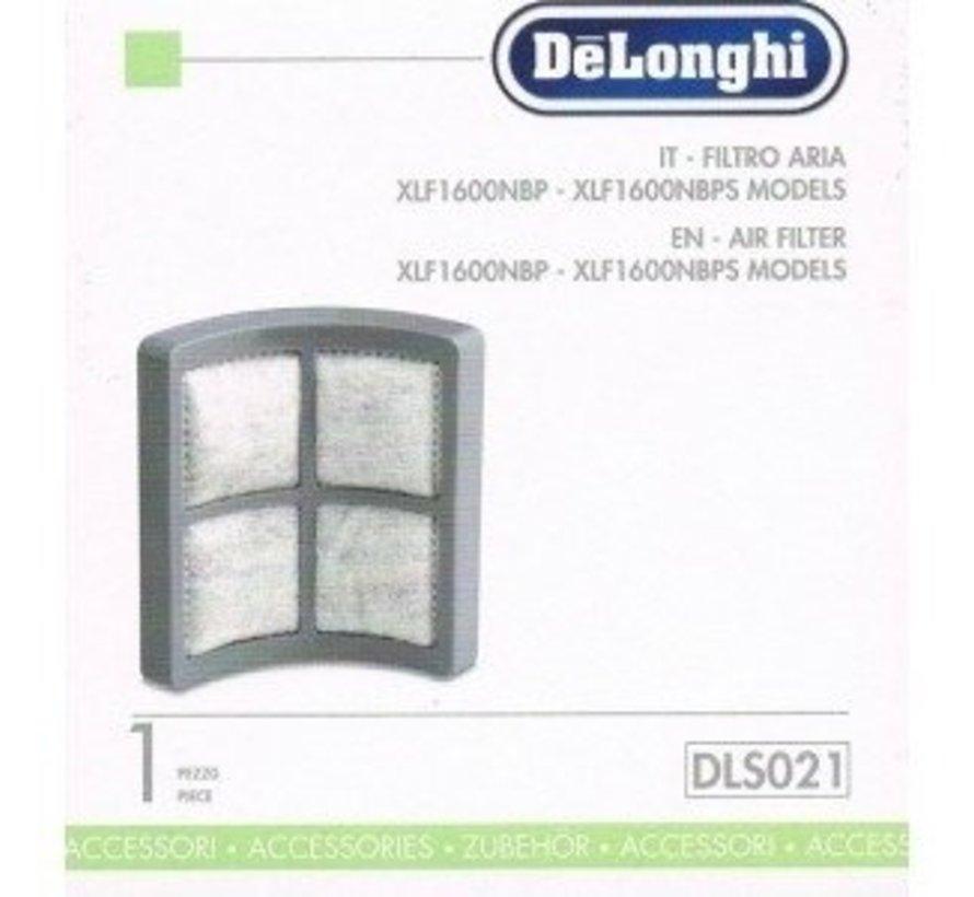DeLonghi luft filter DLS021 - 5519210331