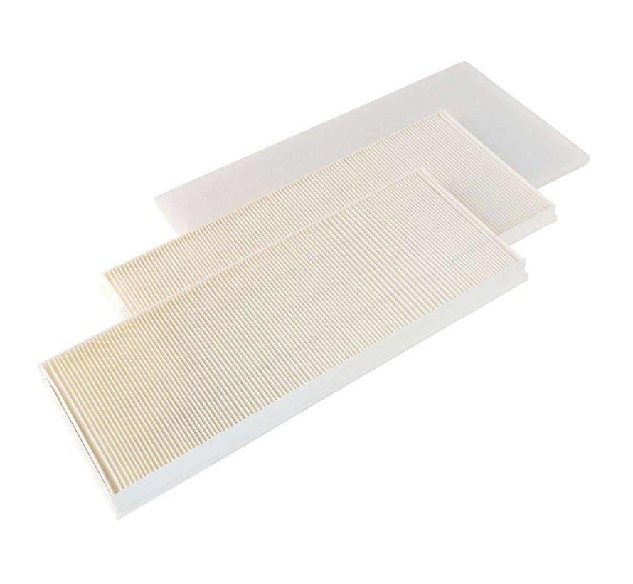 Vallox ILMAVA 250 D |  Filter package no. 9