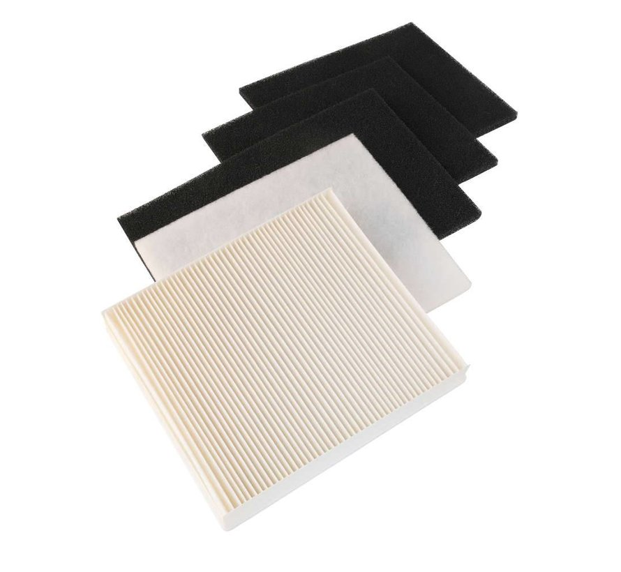 Vallox KWL LHW 100    Filter package no. 10