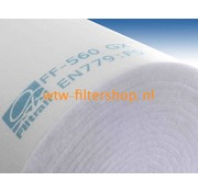 WTW Filterdoek G3 -1200 x 2000 x 20 mm