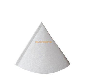hq-flilters Kegelfilter voor afzuigventiel DN 100 - Klasse G4