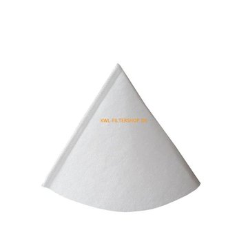 hq-flilters Kegelfilter voor  auslassventil DN 100 - Klasse G4