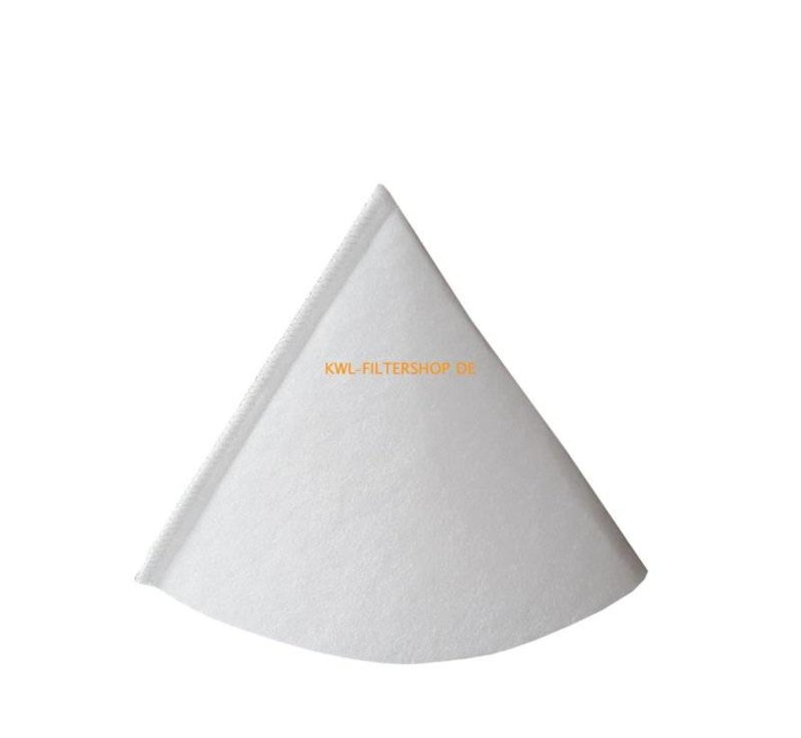 Kegelfilter voor afzuigventiel DN 100 - Klasse G4