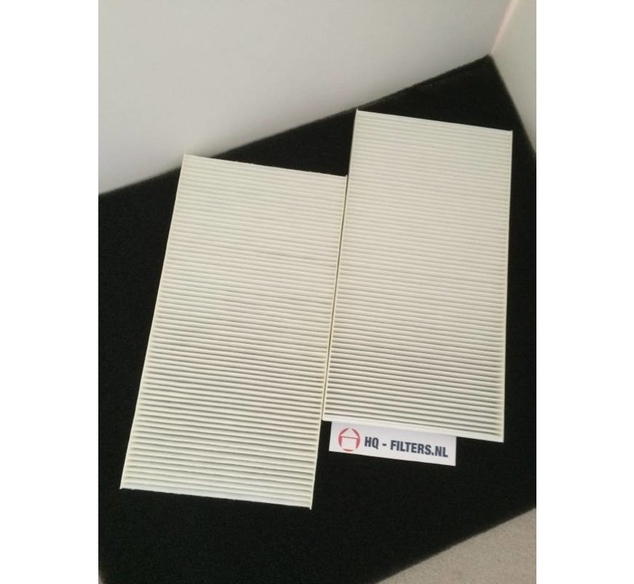 Filter set F5 HRV IVT 400 - 16208400265