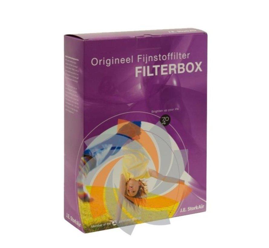 Stork fine dust filter 150 180 - 400100051