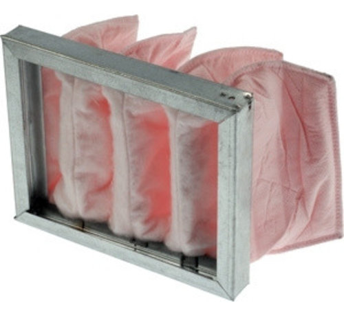 hq-filters ATC filterbox zakkenfilter F7 - 81222  - FLF-BSP 100