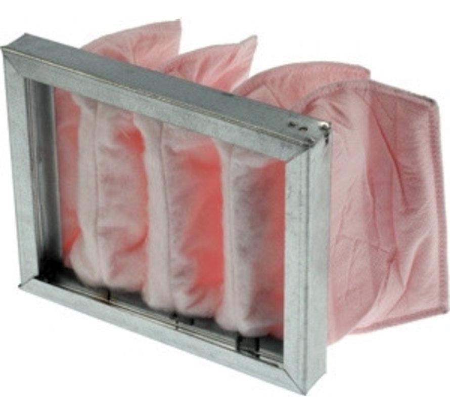 ATC filterbox zakkenfilter F7 - 81222  - FLF-BSP 100