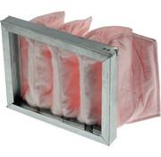 hq-filters ATC filterbox zakkenfilter F7  - FLF-BSP  200