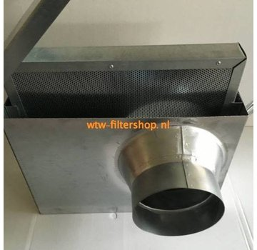 hq-filters Aktivkohlefilter für Filter Boxtyp HQ 500150