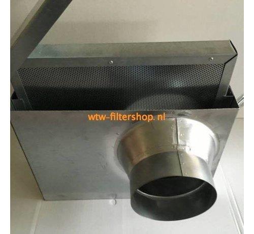 hq-filters Aktivkohlefilter für Filter Boxtyp HQ 500150 - 500150KA
