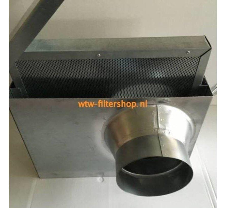 Aktivkohlefilter für Filter Boxtyp HQ 500150 - 500150KA