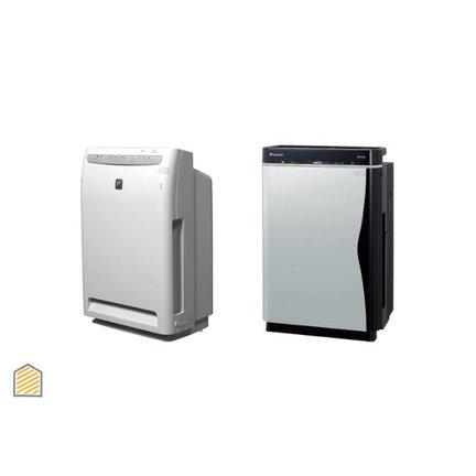 Luchtreiniger-bevochtiger-filters
