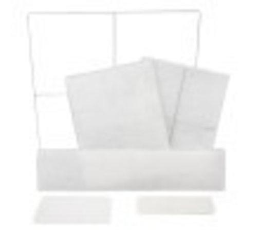 hq-filters Draht Filterrahmen  400 x 400 mm - 10012