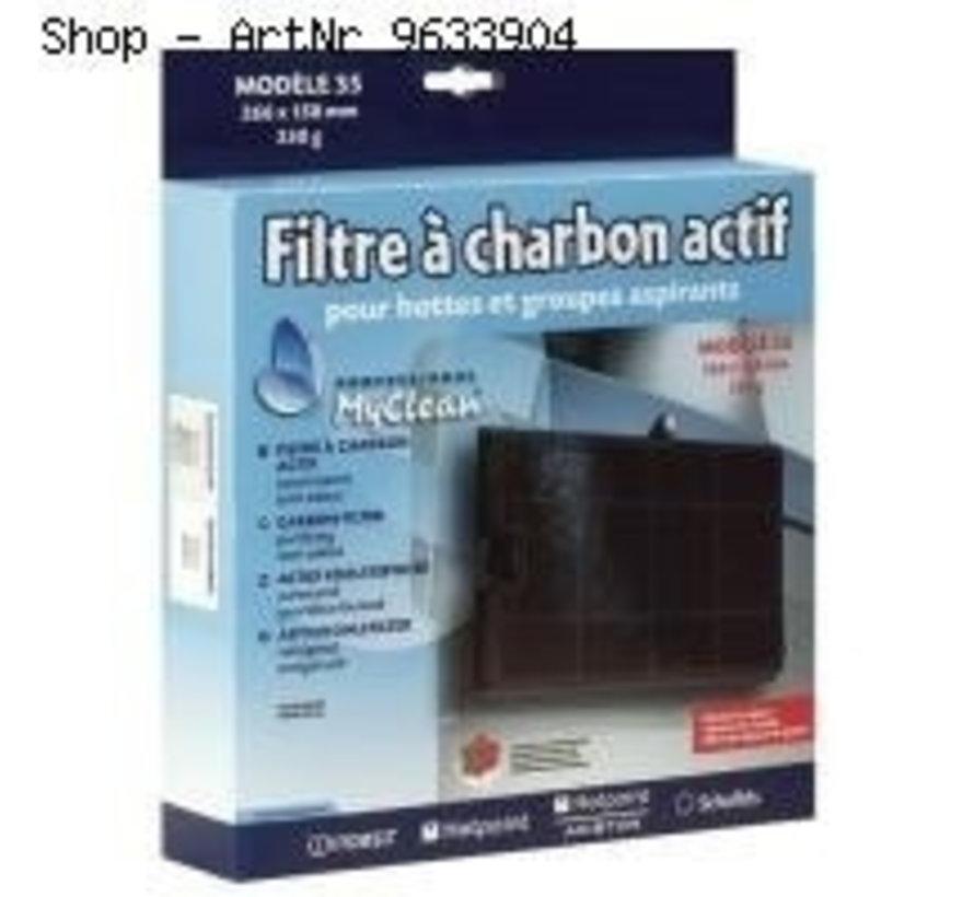 Bauknecht Koolstof filter - 35 C00090795- model 35