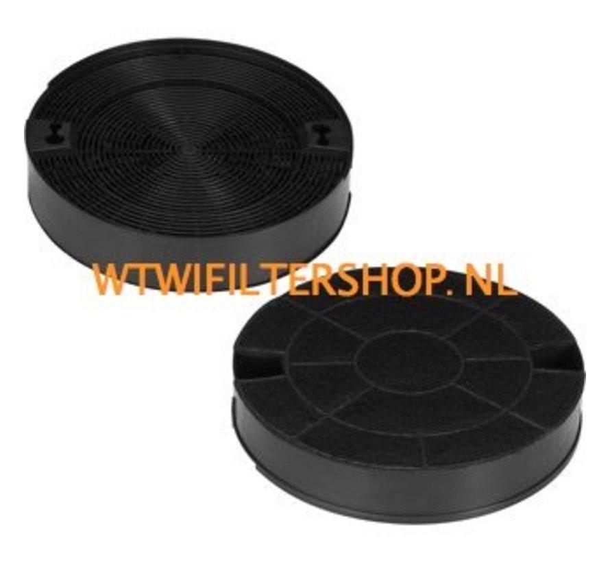 Whirlpool Koolstoffilter AH/F00366 - 481249038013