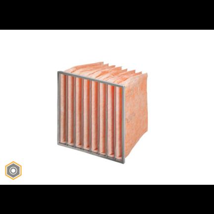 Synthetische zakkenfilters van eigen fabrikaat M6 - ePM10 65%