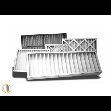 Paneelfilter Kartonnen frame Serie PFK - M5