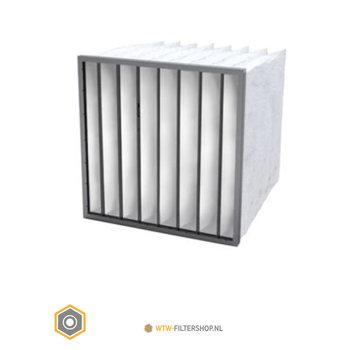 hq-filters Zakkenfilter G4 - 287x592x
