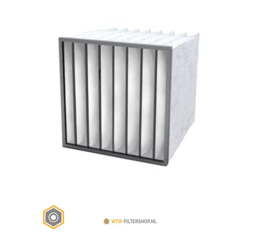 Bag filter G4 - 300 - 500 - 600 mm