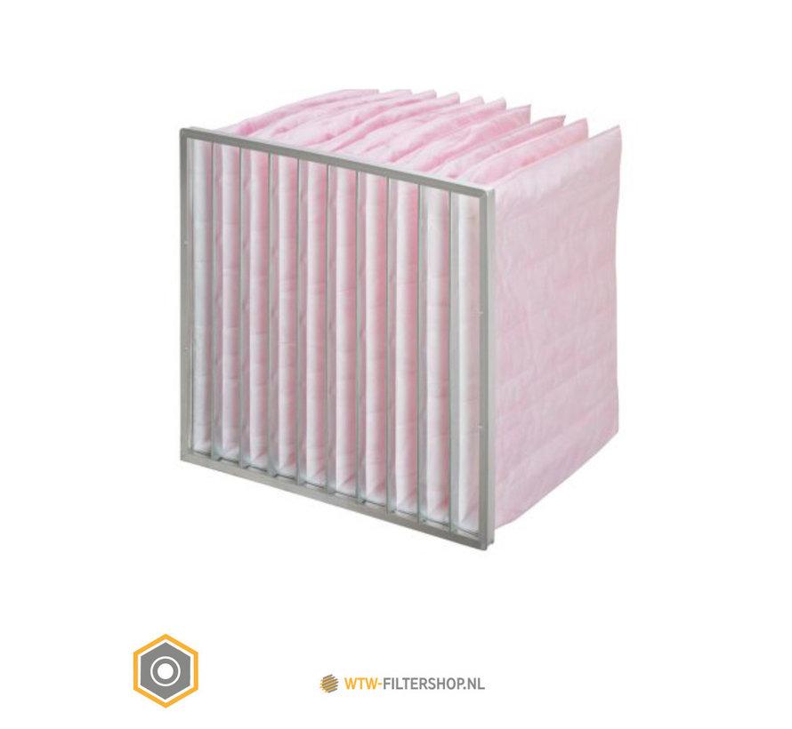 Bag filter F7 - 300 - 500 - 600 mm