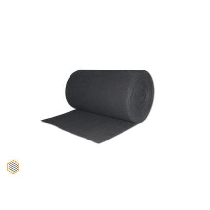 Filterdoek zwart G3 - 5mm