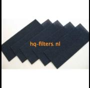 Biddle filtershop Biddle Luftfilter für Luftschleiertypen CA L/XL-250-F