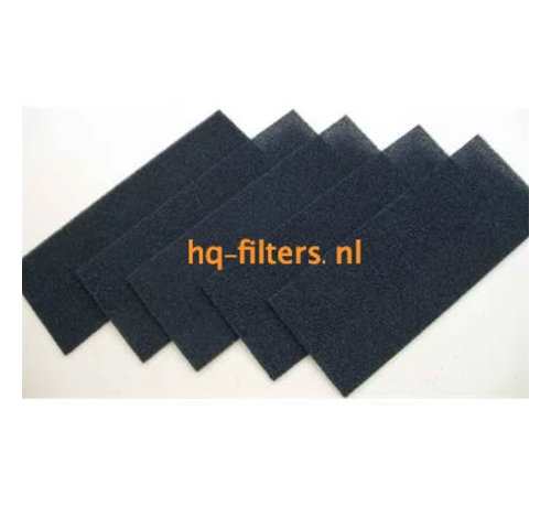 Biddle filtershop Biddle Air filters for air curtain types CA L/XL-250-F