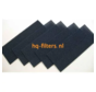 Biddle Air filters for air curtain types CA S / M-250-F