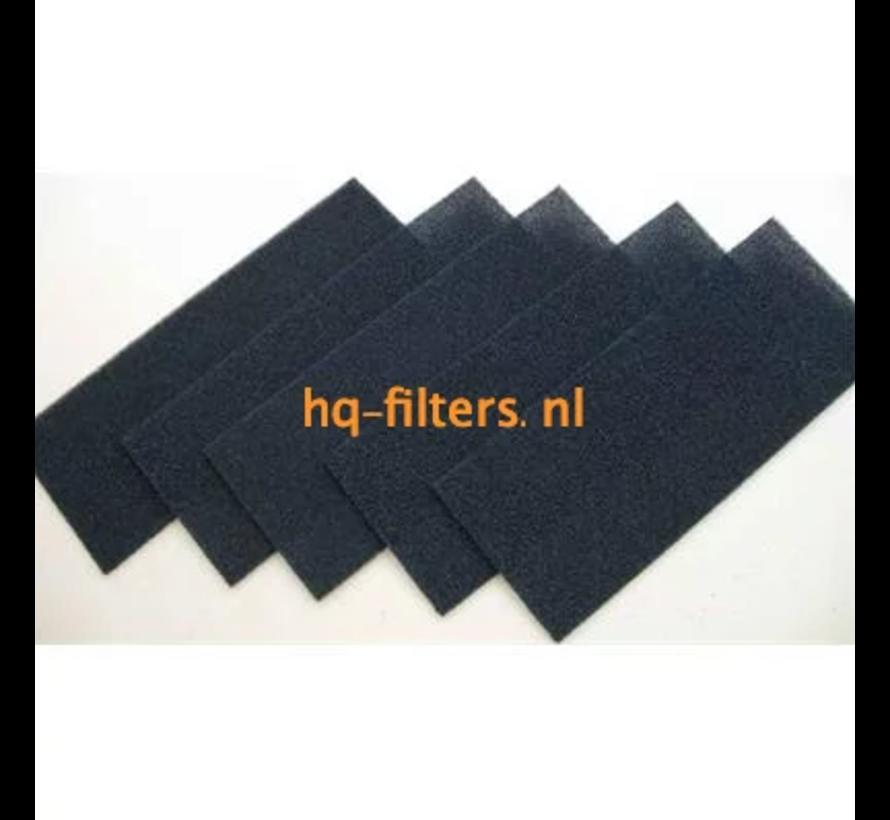Biddle Luftfilter für Luftschleiertypen CA L/XL-250-F