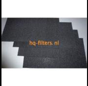 Biddle filtershop Biddle luchtgordijn  filters type G 200.