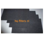 Biddle luchtgordijn  filters type G 200.
