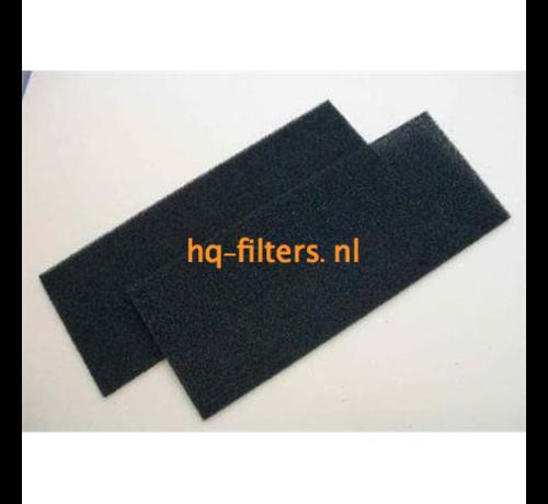 Biddle filtershop Biddle luchtgordijn filters type KM 100