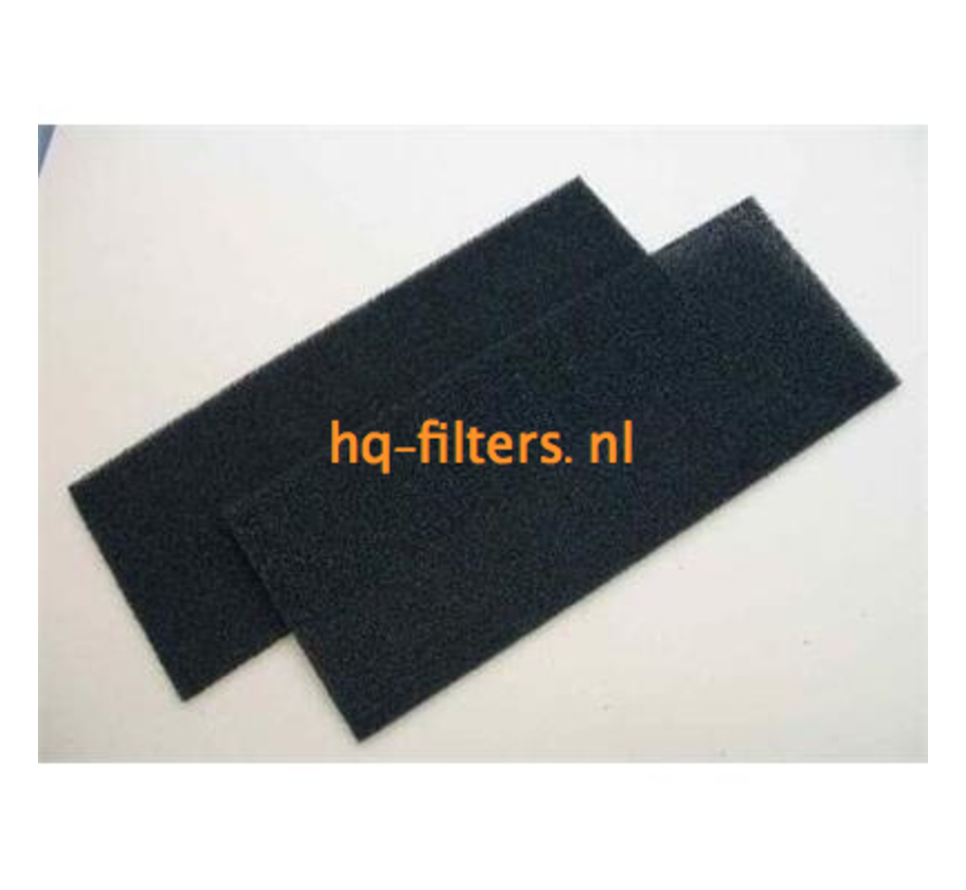 Biddle air curtain filters type KM 100
