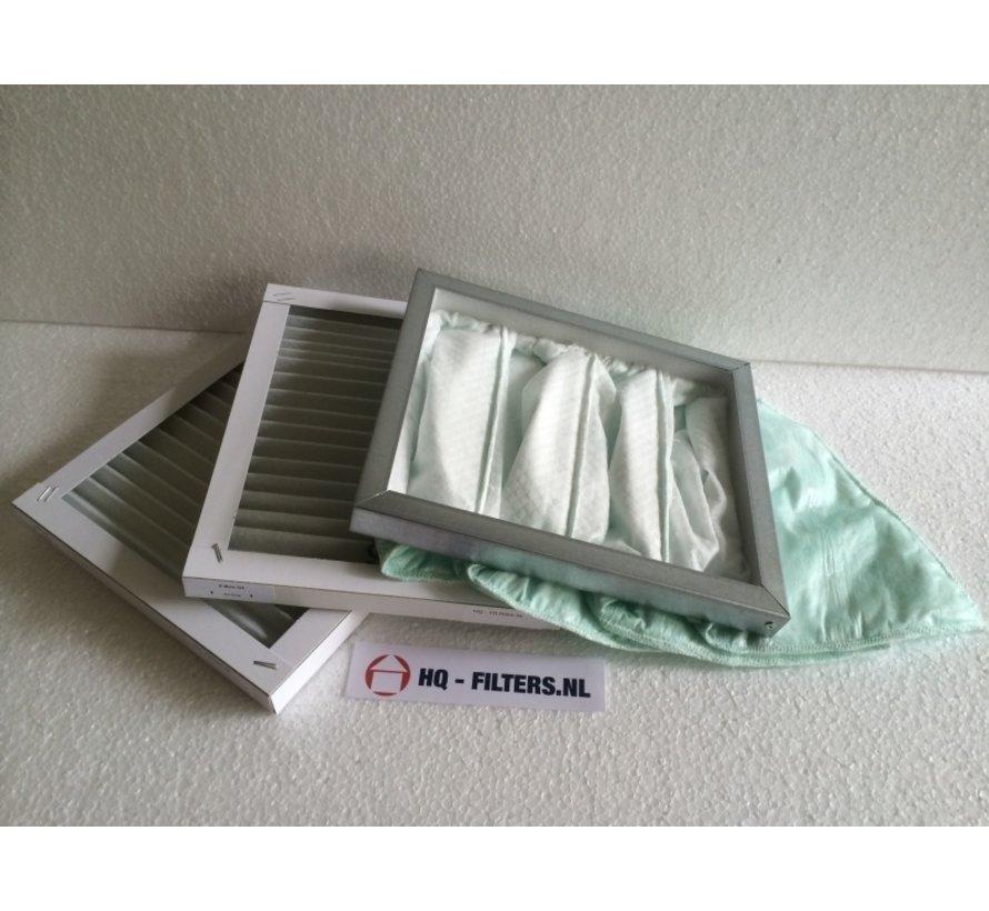 Vervangend luchtfilter voor KWLC 350 - 0024