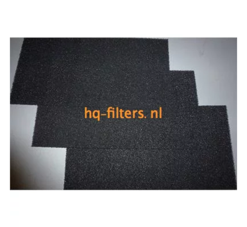 Biddle filtershop Biddle air curtain filters type CA S/M-150-F.