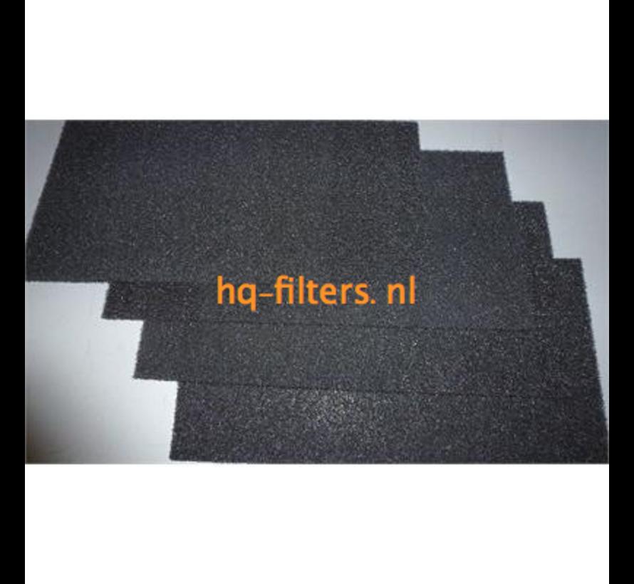 Biddle luchtgordijn filters type CA S/M-200-F