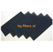 Biddle filtershop Biddle air filters for air curtain types CA S/M-250-F.