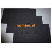 Biddle filtershop Biddle air curtain filters type CA L/XL-150-F.