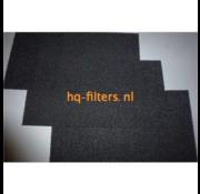Biddle filtershop Biddle Luftschleierfilter Typ CA L/XL-150-F.