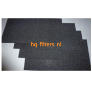 Biddle filtershop Biddle air curtain filters type CA L/XL-200-F.