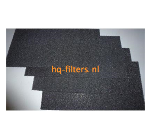 Biddle filtershop Biddle luchtgordijn filters type CA L/XL-200-F.