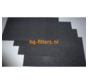 Biddle air curtain filters type CA L/XL-200-F.