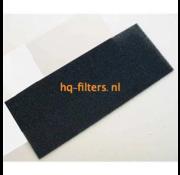 Biddle filtershop Biddle Luftschleierfilter Typ CA S/M-150-R / C