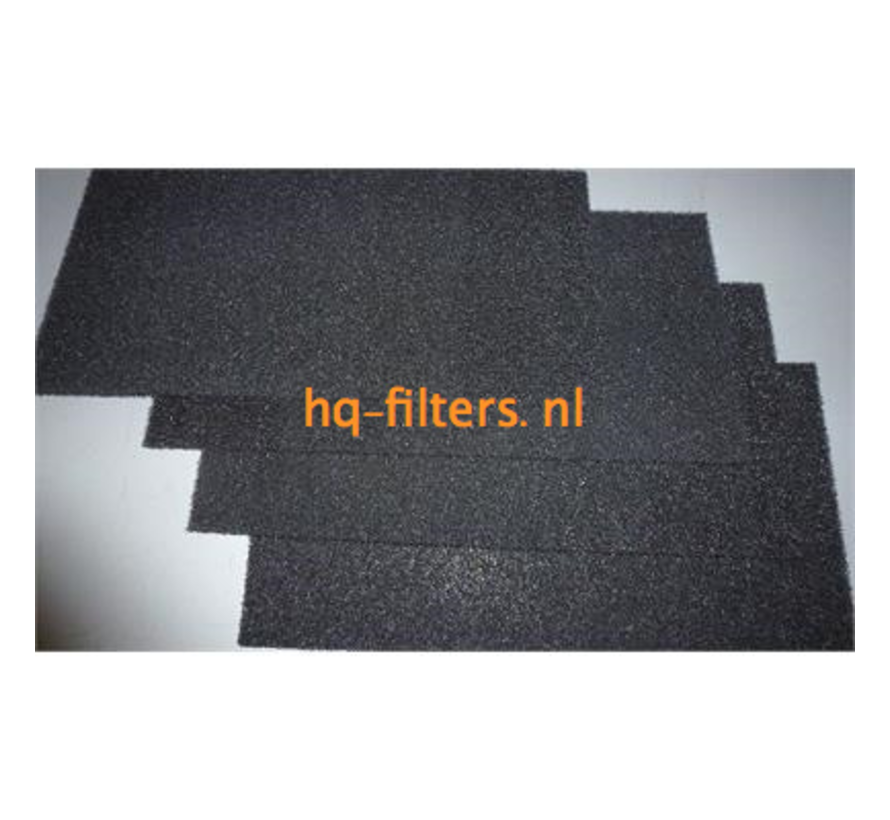 Biddle air curtain filters type CITY S / M-200-F