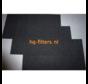 Biddle luchtgordijn filters type K/M 150-FU