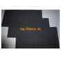 Biddle air curtain filters type G 150-FU