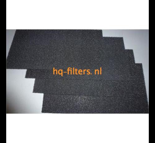 Biddle filtershop Biddle Luftschleierfilter Typ K/M 200-FU