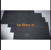 Biddle filtershop Biddle Luftschleierfilter Typ SR S / M-200-F