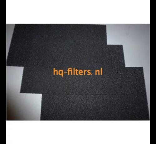 Biddle filtershop Biddle Luftschleierfilter Typ SR L / XL-150-F